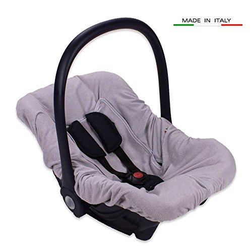 babysanity-rivestimento-copri-seggiolino-ovetto-0-13kg-in-microfibra-universale-colore-grigio
