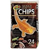Zoo Med RCS de 24Repti Chips L–99% staubfreies Suelo sustrato para Iguana y Serpientes, 26.4L