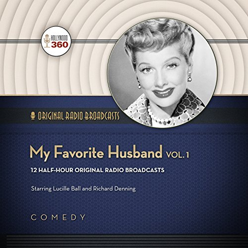 My Favorite Husband, Vol. 1  Audiolibri