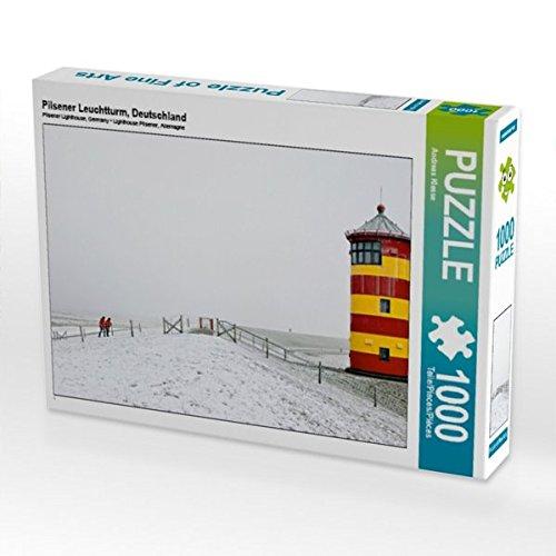 Pilsener Leuchtturm, Deutschland 1000 Teile Puzzle quer Preisvergleich