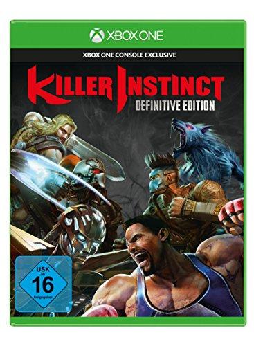 Killer Inhalte der Killer Instinct: Definitive Edition sind: