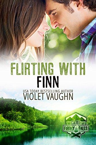 Flirting with Finn (Camp Firefly Falls Book 13)