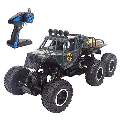 LIIYANN 2,4 Ghz Funkfernsteuerung Geländewagen Monster Truck RC Autos Kinderspielzeug Kletterauto Spielzeugauto 35 km/h Hochgeschwindigkeitsfahrzeug Elektroautos Ostern