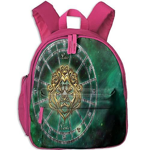 Grenn Leo Toddler Kids Pre School Bag Cute 3D Print Children School Backpack - Kids 3d Spy