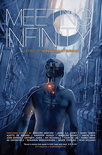 Meeting Infinity (The Infinity Project) (English Edition)