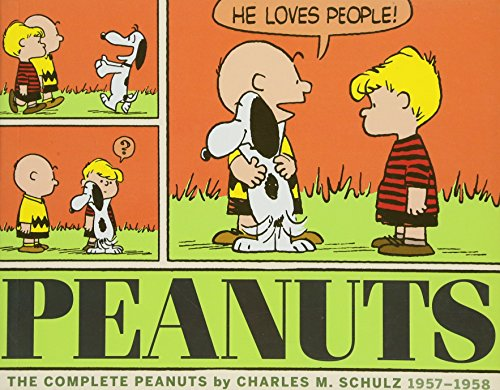 The Complete Peanuts 1957 1958