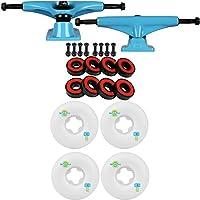 Tensor SKATEBOARD Kit 5,25 camiones Ricta Sparx Mini impresión 55 mm ruedas Abec5