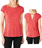 Smartwool Damen Merino 150 Pattern T-Shirt Funktionsshirt