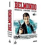Belmondo-Coffret : Peur sur la Ville + Le Professionnel + Flic ou voyou
