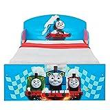 Spielwaren Klee Thomas die Lokomotive Kinderbett 70x140 Bett Kinder Jungen Kindermöbel Babybett