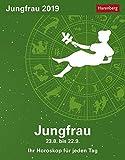 Jungfrau - Kalender 2019: Ihr Horoskop für jeden Tag - Robert Satorius