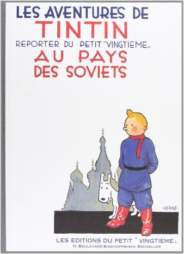 Tintin au pays des Soviets par Hergé