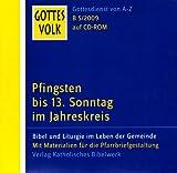 Gottes Volk LJ B5/2009 CD-ROM: Pfingsten bis 13. Sonntag im Jahreskreis Bild