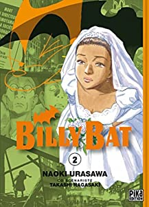 Billy Bat Edition simple Tome 2