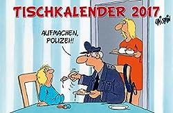 Uli Stein Tischkalender 2017
