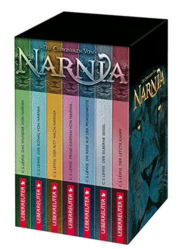 Buchcover Die Chroniken von Narnia: Gesamtausgabe im Schuber TB