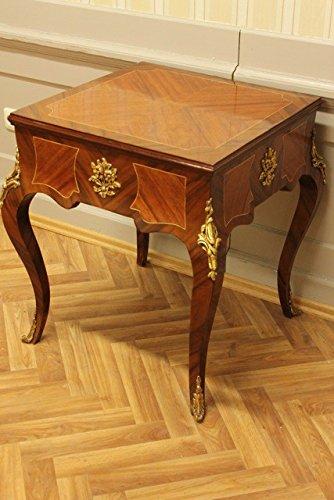 Table baroque de jeu de table antique style rococo Louis XV MoTa0412