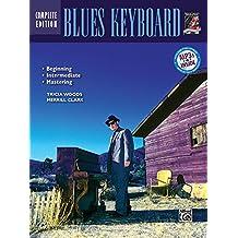 Blues Keyboard Method Complete