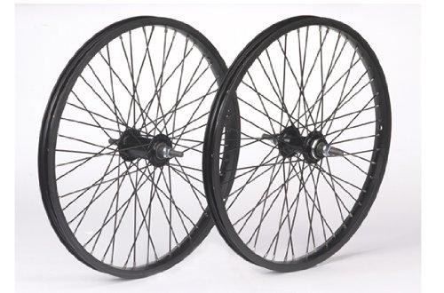 Diamondback BMX-Rad DBX069R vorne, Schwarz, 20 Zoll, (20 Zoll Black Räder)