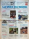 VOIX DU NORD (LA) [No 14338] du 01/08/1990 - GRILLE DES FONCTIONNAIRES - PRISONS - TOUJOURS L'EFFERVESCENCE - LA ROUTE - DANGEREUSE AUTOMOBILE - LILLE - RESURRECTION - PRESSE EN URSS - CENSURE ABOLIE - COMBATS A MONROVIA AU LIBERIA