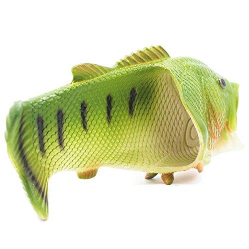 Lalang Fisch Hausschuhe Sommer Strand Pantoffeln Kreative Gift Eltern-Kind Liebhaber Gift Strand Pantoffeln für Damen & Herren Geburtstagsgeschenk (38/39 EU) - 5