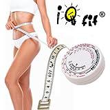 BMI Maßband mit Body Mass Index Rechner