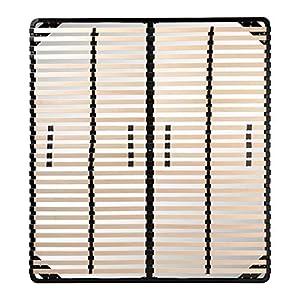 Lattenrost 140×200 cm für alle Matratzen geeignet