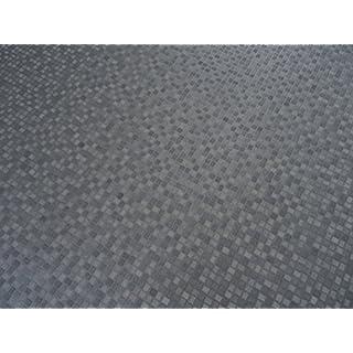 PVC in Mosaik-Optik, grautöne - von Alpha-Tex 9.95€/m² (kleines Musterstück)