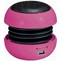 Enceinte pour MP3 2.4 W Soundball ball rose-Accessoires MP3