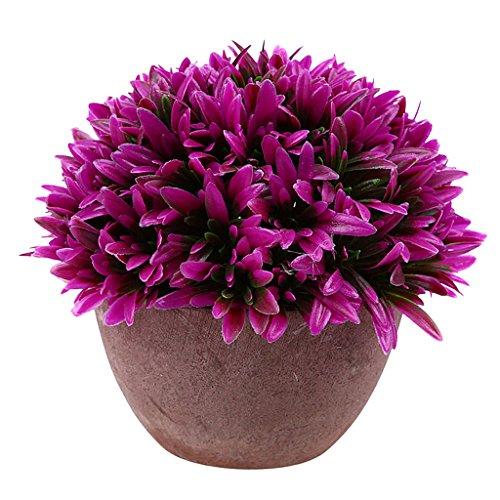 flores-plantas-de-orquideas-artificiales-deja-bonsai-macetas-jardin-casa-adorno-hogar-rojo