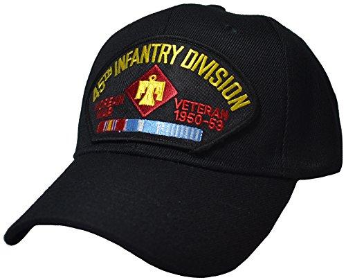 45th Infantry Division Korean War Veteran Cap