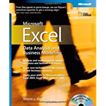 Microsoft® Excel Data Analysis and Business Modeling