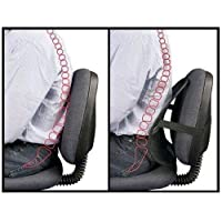 ValuePound MUCHO Mesh Back Support Lumbar Lower Back Cushion Pain Relief Car Seat Office Seat