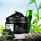KOBWA Bamboo Charcoal Remove Blackhead Peel Off Clean Mud Face Mask