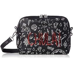 Desigual Bag CHULA MARVIN Female Black - 18WAXPCF-2000-U