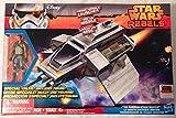 Star Wars Rebels Phantom Attack Shuttle - mit Raketenabschußfunktion und Figur