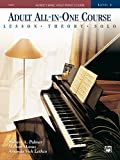 Best Alfred Love Songs Piano Musics - Alfred's Basic Adult All-in-One Course, Book 2: Learn Review