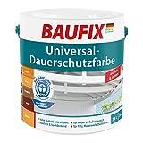 BAUFIX Universal-Dauerschutzfarbe weiß