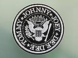 Toppa dei Ramones da 8cm