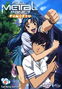 Full Metal Panic? FUMOFFU - Vol. 2: Full Metal Aufruhr!