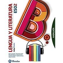 Código Bruño Lengua y Literatura 2 ESO Andalucía - 9788469612651