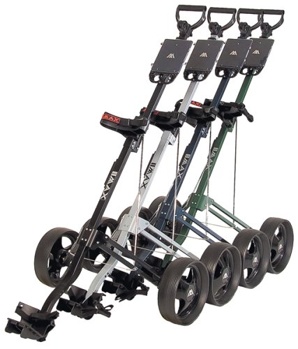Big Max Basic Trolley schwarz