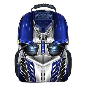 Transformers Mochila Escolar Para Niños Adolescentes Ligeros Mochilas Para Niños Y Niñas Bolsas Escolares De 8-15 Años