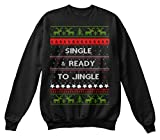 Single Ready To Jingle Unisex Sweatshirt Sweatshirt - L - Jet Black - Standard Unisex Sweatshirt