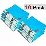 GreatDio A4 Folder Case Presentation Line Transparent Report File -10 Pieces