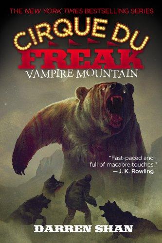 Vampire Mountain (Cirque Du Freak: the Saga of Darren Shan)