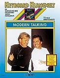 Modern Talking: 11 neue Arrangements. Keyboard. (Keyboard Klangwelt)