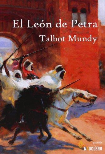 El León De Petra (Narrativa (nauclero))