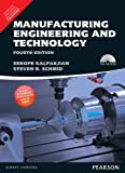 Manufacturing Engineering and Technology - Anna University