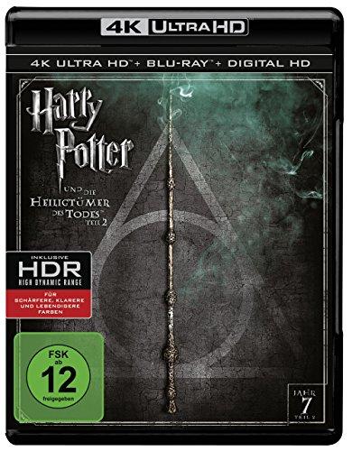 Bild von Harry Potter und die Heiligtümer des Todes Teil 2  (4K Ultra HD + 2D-Blu-ray) (2-Disc Version)